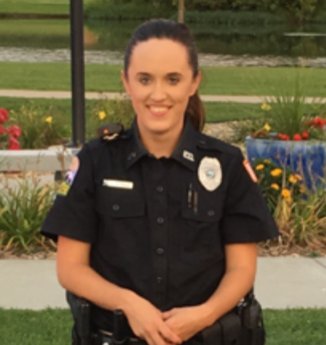 Code Enforcement Officer Dena Manning