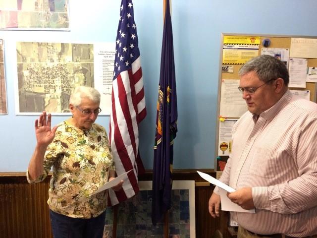 Carol Baughman Council Photo