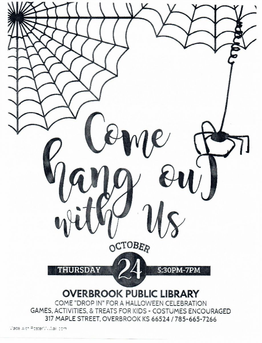 Library Halloween Celebration