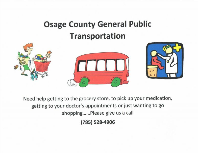 Osage County General Public Transportation