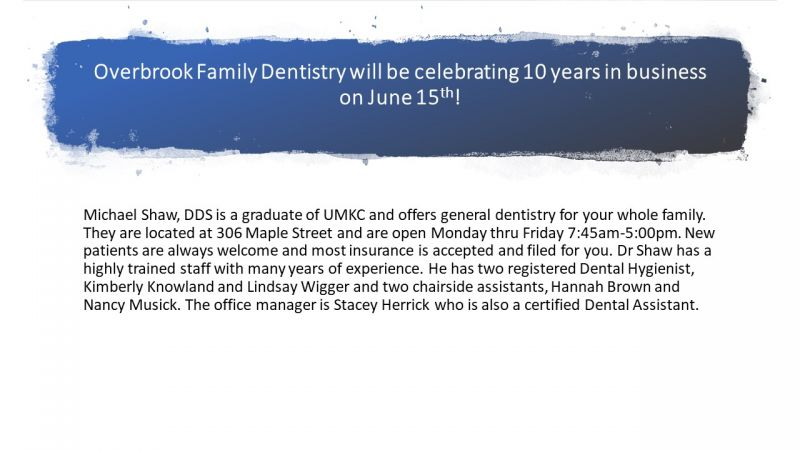 Overbrook Family Dentistry Slide 2